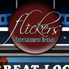 Featured Project – Flickers Entertainment Rentals