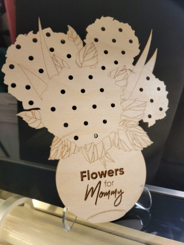 Nani Design | Glowforge Laser Supplies | Custom Wood Acrylic Business Products | Acrylic Sheets | Geeky Gifts