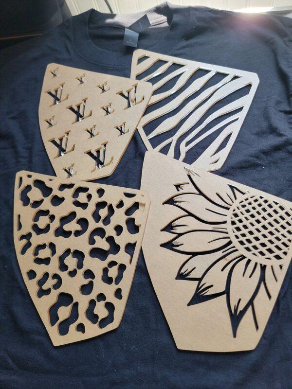 Nani Design | Glowforge Laser Supplies | Custom Wood Acrylic Business Products | Acrylic Sheets | Geeky Gifts